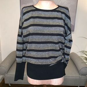 Black River Sweater Long Sleeve in Black size S